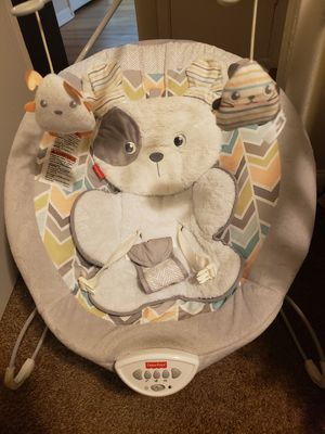 Fisher price baby bouncer for Sale in Dearborn, MI