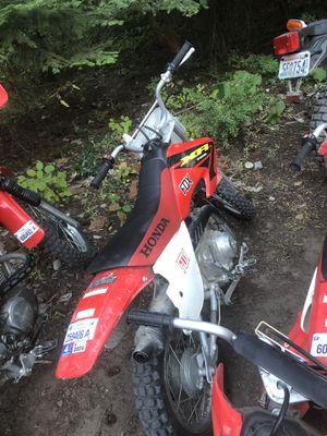 2003 Honda XR70 dirt bike for Sale in Monroe, WA