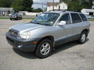 2002 Hyundai Santa Fe (PART OUT) for Sale in Phoenix, AZ