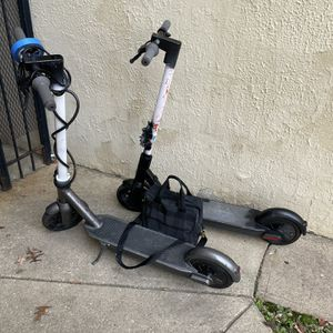 Segway Ninebot Max Flashed 200 Each for Sale in Arlington, VA
