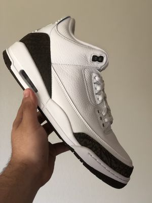 """Brand new Jordan 3s """" mocha """" size 11 for Sale in Forest Heights, MD"""