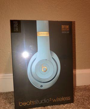 beatsstudio3 wireless headphones for Sale in Elk Grove, CA