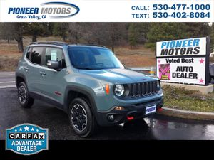 2017 Jeep Renegade for Sale in Grass Valley, CA