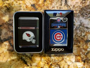 Zippo sport collectible lighters for Sale in Phoenix, AZ