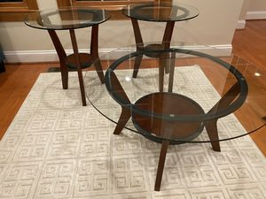 Coffee Table Set for Sale in Fairfax, VA