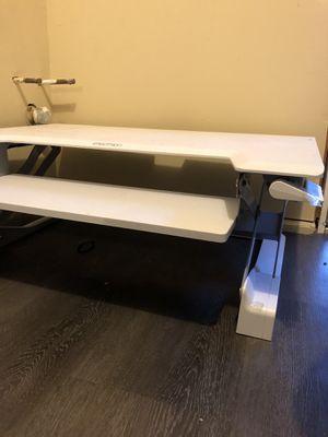 Ergotron sit stand desk for Sale in Oakland, CA