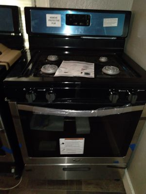 Whirlpool Gas Stove for Sale in Baton Rouge, LA