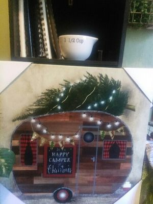 Christmas camper picture for Sale in Hessmer, LA