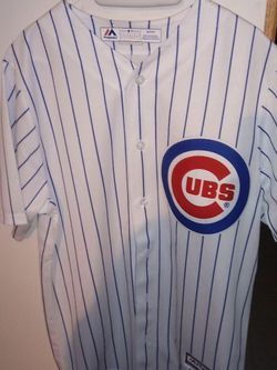 Chicago Cubs Majestic Men's MLB Jersey Small for Sale in Chicago,  IL