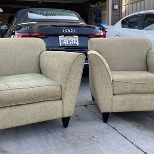 Two (2) Living Room Chairs for Sale in Bend, OR