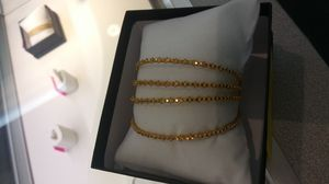 Gold Bangle Bracelet(18k) for Sale in Houston, TX