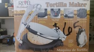 Tortilla maker new in box for Sale in NC, US