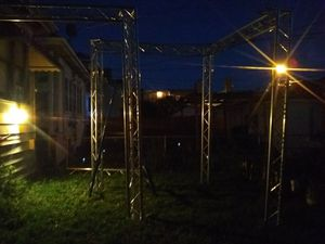 10x10 Truss System for DJ, Wedding, Concerts for Sale in Chicago, IL