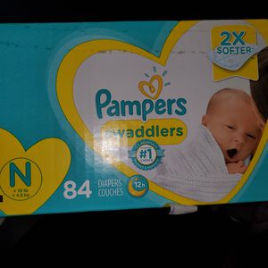 Newborn pampers for Sale in Smyrna, TN