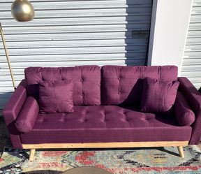 Brand New Mid Century Modern Upholstered Sofa (sofa Only) for Sale in San Diego,  CA