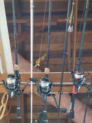 Lew's, 13 fishing, READ ENTIRE AD for Sale in Concord, CA