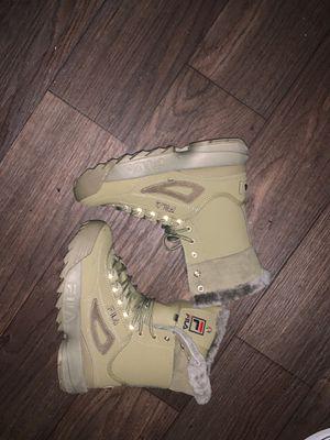Fila Women's sneaker boot- olive BRAND NEW for Sale in Dallas, TX