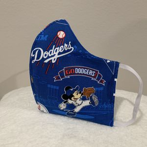 Dodgers Face Mask 😷 for Sale in Lynwood, CA
