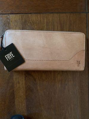 Frye Melissa Zip Wallet for Sale in Georgetown, TX