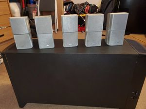 Bose surround sound for Sale in Tempe, AZ