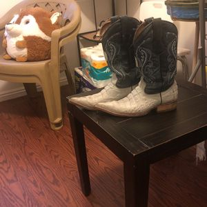 Men's Leather Boots 8.5 for Sale in West Valley City, UT