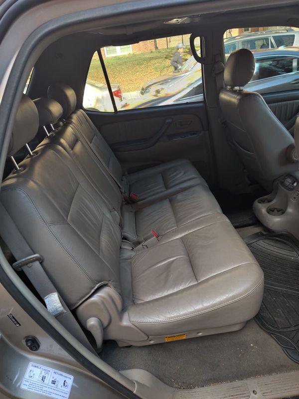 Toyota Sequoia 2007 classic 79,000 miles $11,400