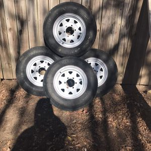 Trailer Tires for Sale in Irving, TX