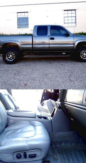 2001 Chevrolet Silverado for Sale in Charmco, WV