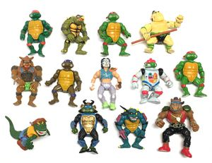 Vintage Teenage Mutant Ninja Turtles TMNT Lot for Sale in Baltimore, MD