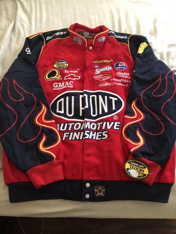 Chase Authentics Jeff Gordon DUPONT NASCAR Racing Jacket