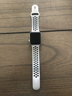 Nike series 3 Apple Watch !!! for Sale in Parkland, FL