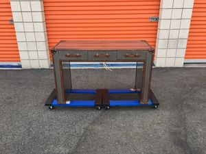 Restoration Hardware, Mayfair Steamer Trunk Desk for Sale in San Diego, CA