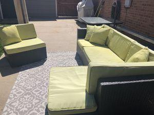 Patio furniture set for Sale in Denver, CO