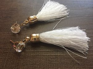 White diamond earring set for Sale in Thornton, CO