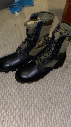 Altama work boots with safety toe for Sale in Stockton, CA