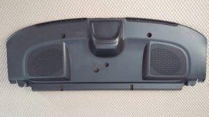 96-00 Honda Civic OEM rear speaker cover panel dark gray 2 door coupe for Sale in St. Louis, MO