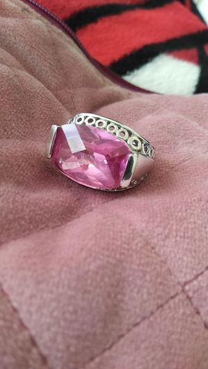 Beautiful pink ring size 7/8 for Sale in Bellingham, WA