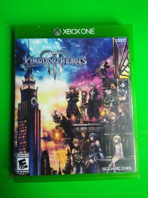 Kingdom Hearts 3 Xbox One for Sale in Oviedo, FL