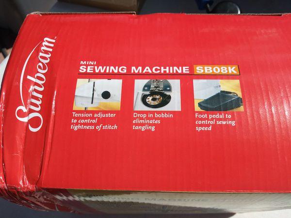 Mini Sewing machine $15