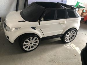 Range Rover Kids Ride Electric Car for Sale in Lake Worth, FL