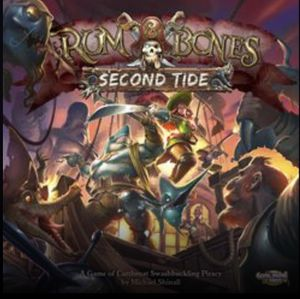 Rum & Bones Second Tide board game for Sale in Seattle, WA