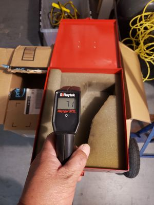 Infrared thermometer for Sale in Torrance, CA