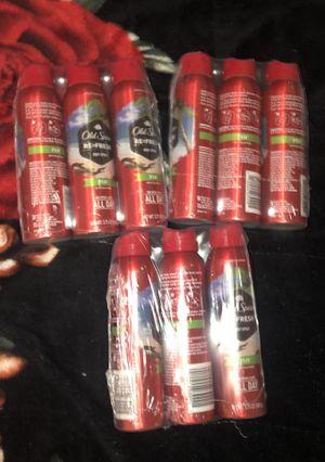 Old spice fiji body spray. for Sale in Palo Alto, CA