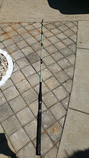 Master blackfin fishing rod for Sale in Smyrna, TN