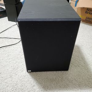 "JBL 10"" Subwoofer for Sale in Chesapeake, VA"
