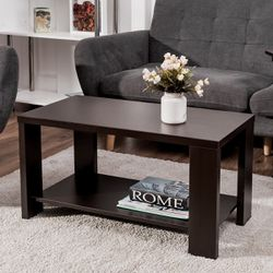 Coffee Table Rectangular Cocktail Table Living Room Furniture for Sale in Rowland Heights,  CA