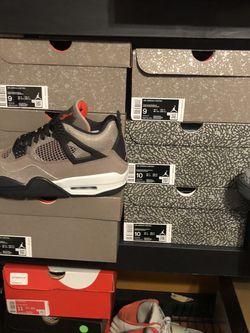 Jordan 4 Taupe Haze Mocha Men's Sizes Deadstock Brand New for Sale in Des Plaines,  IL