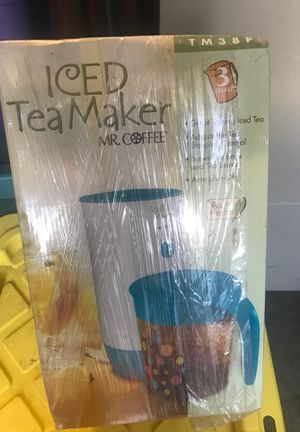 Iced Tea Maker by Mr Coffee for Sale in Bell Gardens, CA
