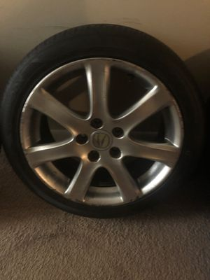 Tsx wheels fs for Sale in West Hartford, CT