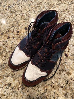 Authentic Men Louis Vuitton Sneakers Size 9!! for Sale in College Park, GA